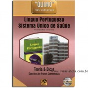 Quimo nos concursos - Língua Portuguesa Sistema Único de Saúde
