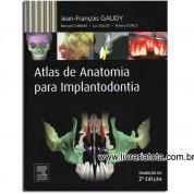 Atlas de Anatomia para Implantodontia