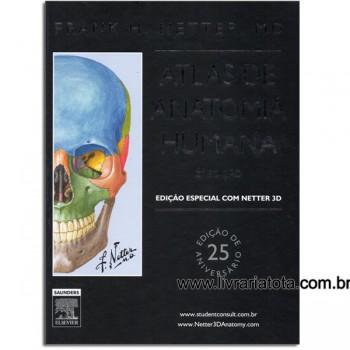 Netter - Atlas de Anatomia Humana 3D