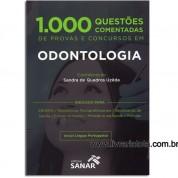 1.000 Questões Comentadas de Provas e Concursos em Odontologia