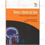 Ronco e Apneia do Sono - Técnicas Cirúrgicas Avançadas - DVD