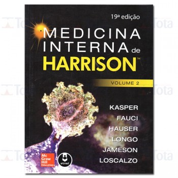 Medicina Interna de Harrison (2 Volumes)