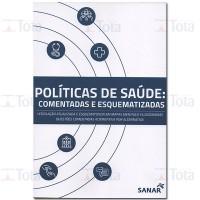 POLITICAS DE SAUDE COMENTADAS E ESQUMATIZADAS