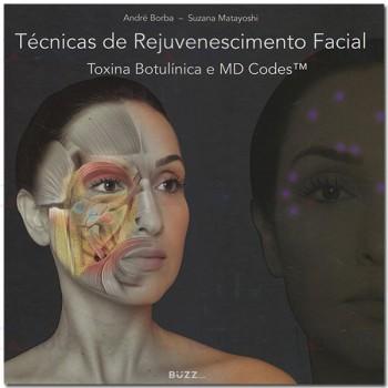 Técnicas de Rejuvenescimento Facial - Toxina Botulínica e MD Codes