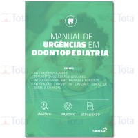MANUAL DE URGENCIAS EM ODONTOPEDIATRIA