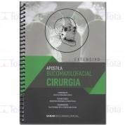 APOSTILA BUCOMAXILOFACIAL CIRURGIA - ESPIRAL