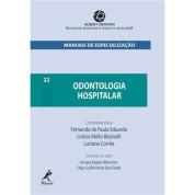 Odontologia Hospitalar Manuais de Especialização