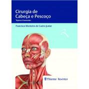 Cirurgia de Cabeça e Pescoço - Tópicos Essenciais